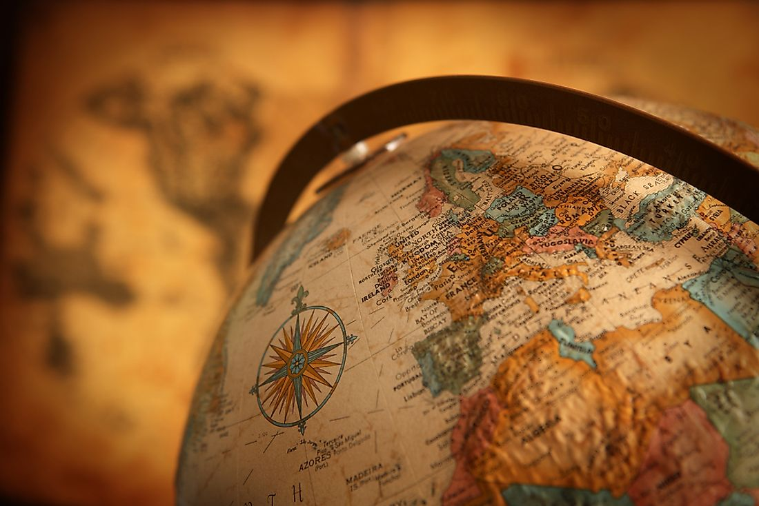 Explorers have been navigating the globe for centuries.