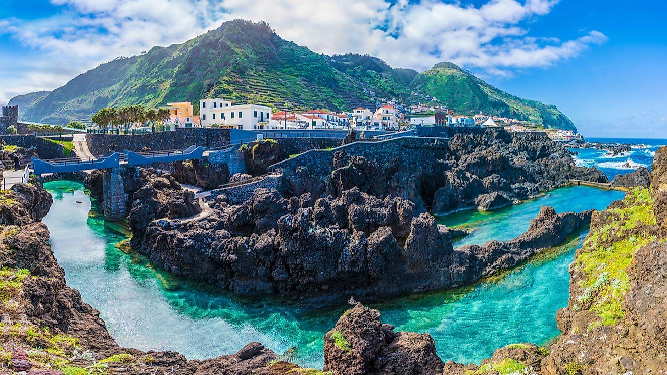 Madeira Islands - WorldAtlas