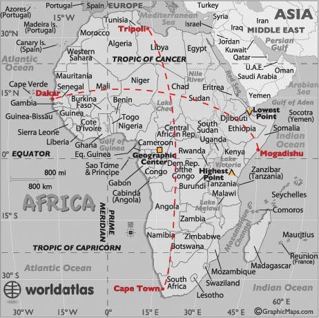 Somalia Landform Pictures 94