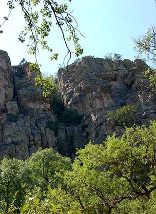 Tsodilo Hills