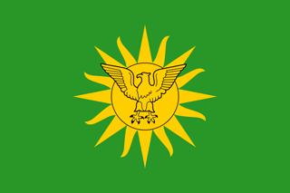 Imperial Standard of Bokassa I