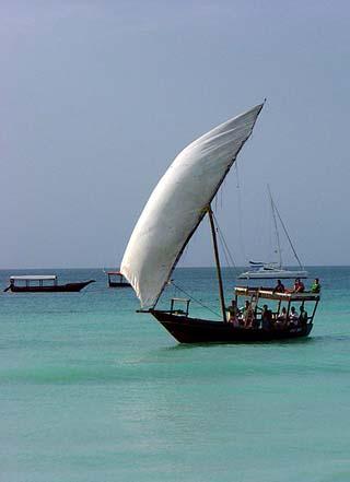 Comoros dhow