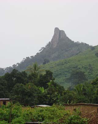 Cote dIvoire landscape
