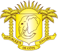 Flag of Cote d Ivoire