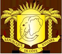 Flag of Cote d Ivoire