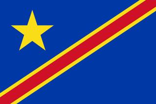 DRC flag 1963