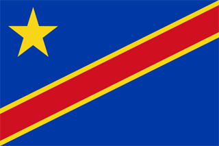 DRC flag 1966