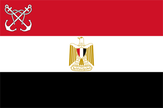 naval ensign of egypt