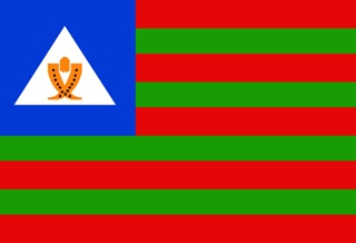 Bubi nationalist flag