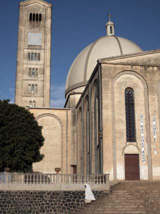 Greek Orthodox Church, Asmara, Eritrea, Africa