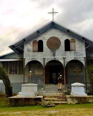 Gabon mission