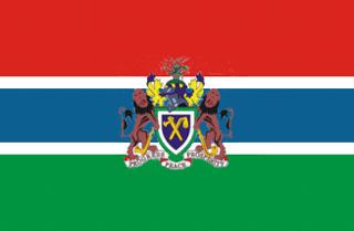 Presidential Standard of Gambia