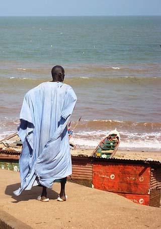 Gambian coast