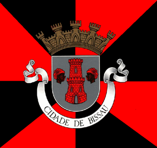 Portuguese Bissau flag