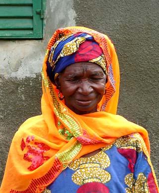 Guinean woman