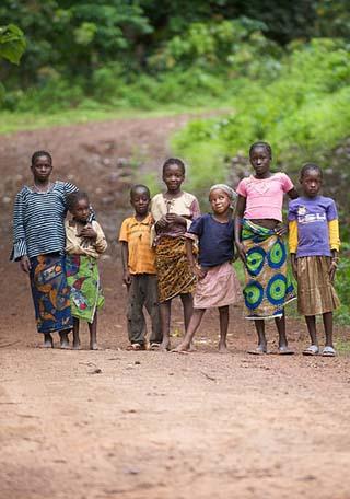 Guinea children