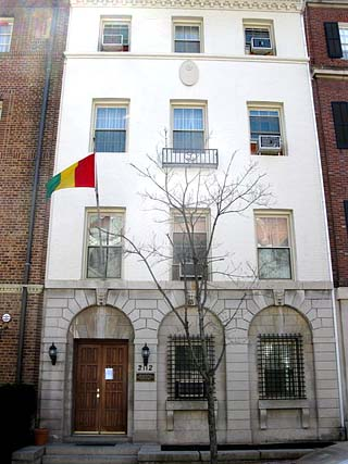 Republic of Guinea Embassy