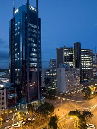 IandM Bank Tower, Kenyatta Avenue, Nairobi, Kenya