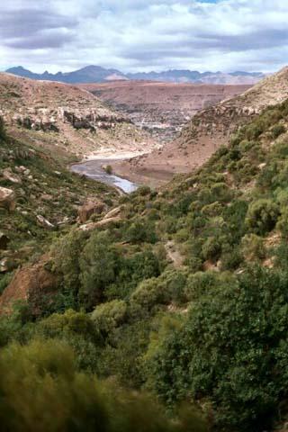 Makhaleng River Gorge