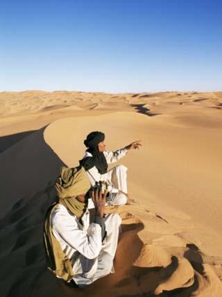 Akakus (Acacus) Area, Southwest Desert, Libya, North Africa, Africa