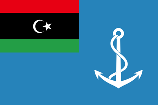 Naval Ensign of Libya