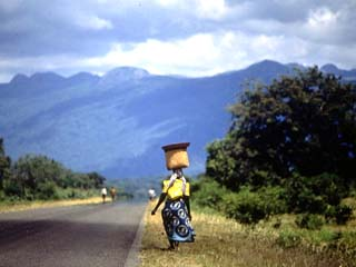 Malawi -The Road to Zomba
