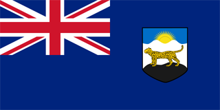 Flag of Nyasaland
