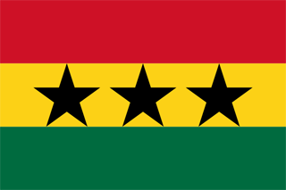 Flag of the Union of African States 1962