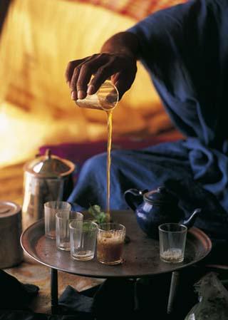 Tea Ceremony Mauritania