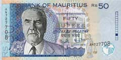 Mauritian rupee