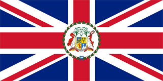Dominion of Mauritius Governors Flag