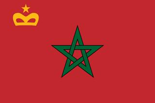 Civil Ensign of Morocco