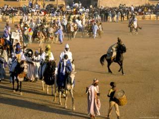 Durbar Festival, Kano, Nigeria, Africa