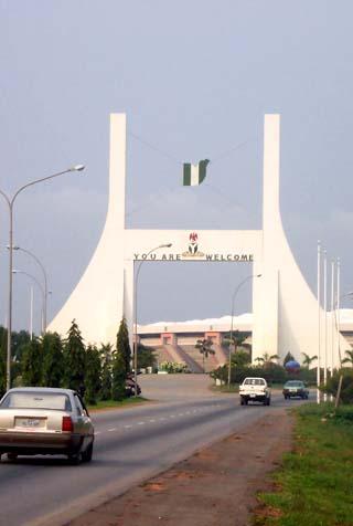 Abuja gate