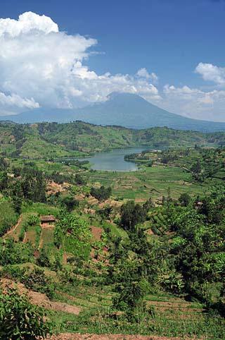 Northwestern region of Rwanda