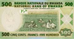 Rwanda Franc