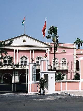 Sao Tome Palace