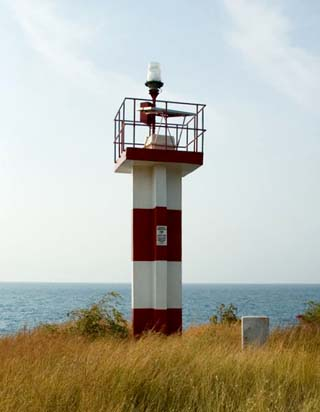 Lagoa Azul Lighthouse