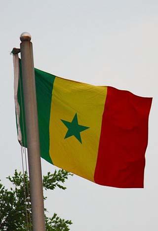 Senegal national flag