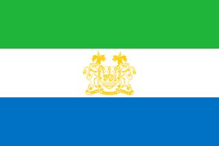Standard of Ambassadors of Sierra Leone