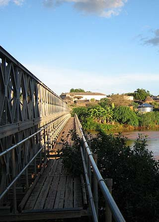 Baardhere Bridge