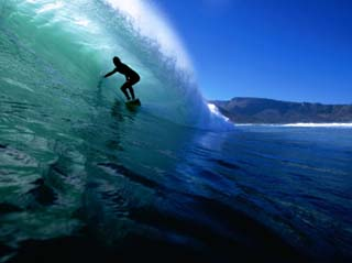Surfing the Tube at