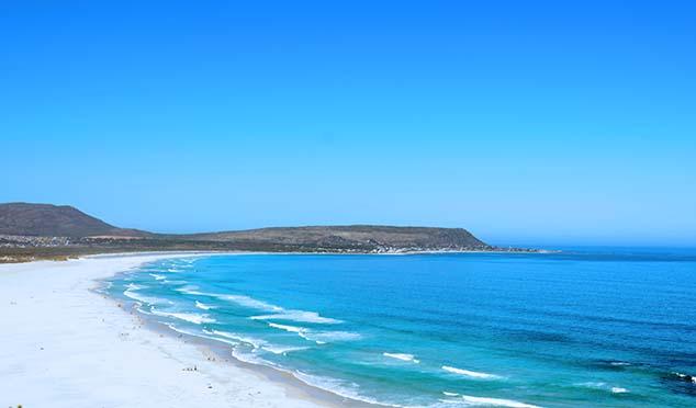 endless beach south africa
