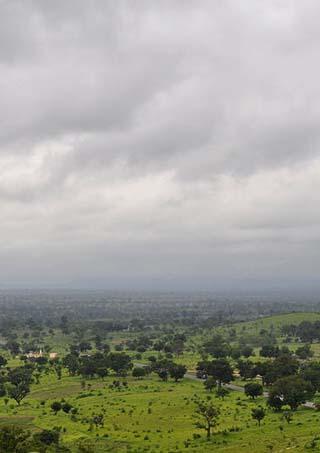Togo landscape