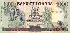 Uganda Shilling