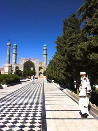 The Friday Mosque (Masjet-E Jam), Herat, Afghanistan