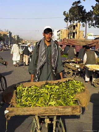 Street Market, Central Kabul, Afghanistan