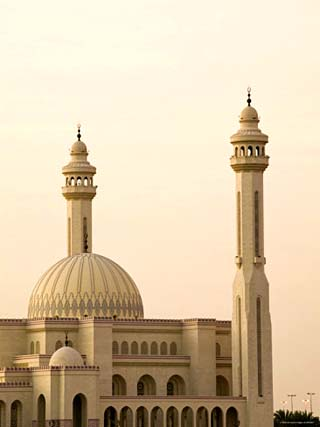Al Fatih Grand Mosque, Manama, Bahrain