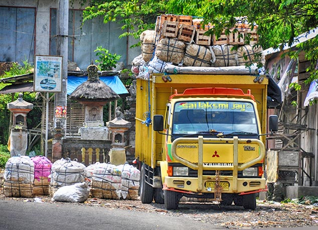 bali truck