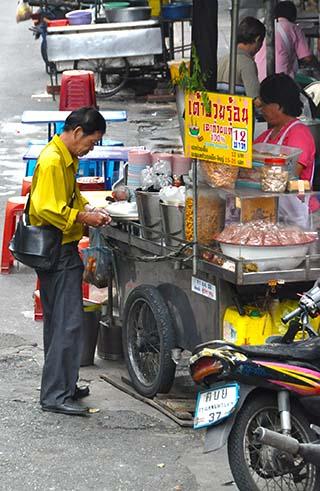 bangkok lunch
